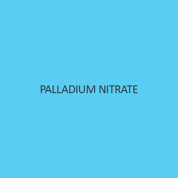 Palladium Nitrate (Hydrate)