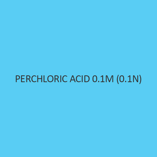 Perchloric Acid 0.1M (0.1N)