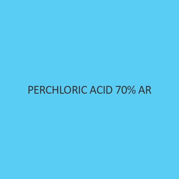 Perchloric Acid 70 Percent AR