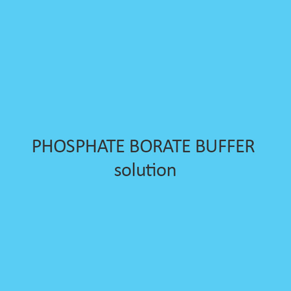 Phosphate Borate Buffer Solution