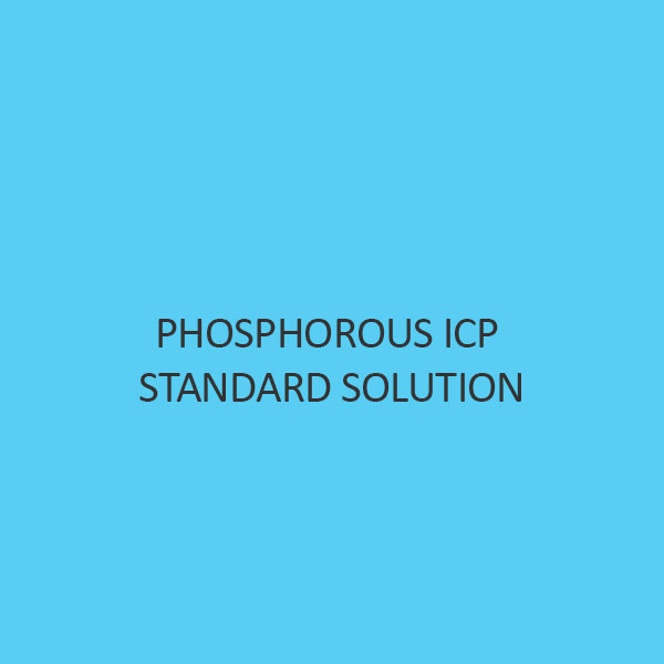 Phosphorous ICP Standard Solution 1000Mg Per L In Nitric Acid