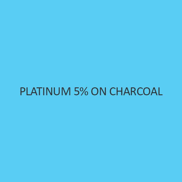 Platinum 5 Percent On Charcoal (Pt 5 Percent)