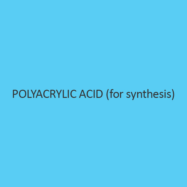 Polyacrylic Acid (For Synthesis)