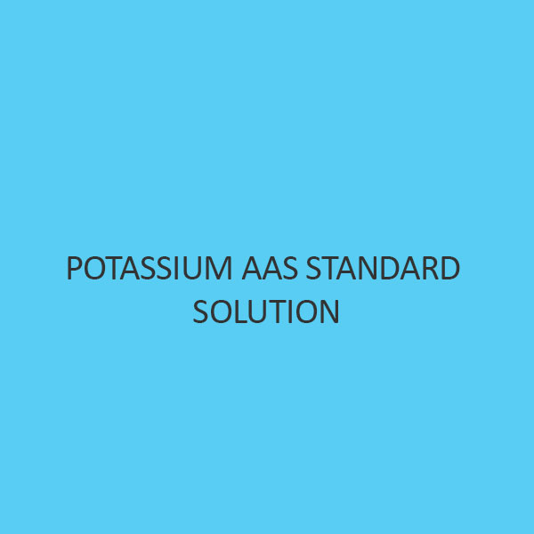 Potassium AAS Standard Solution