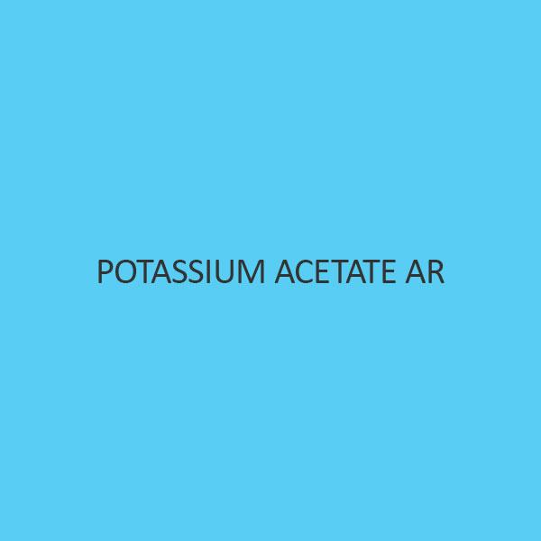 Potassium Acetate AR