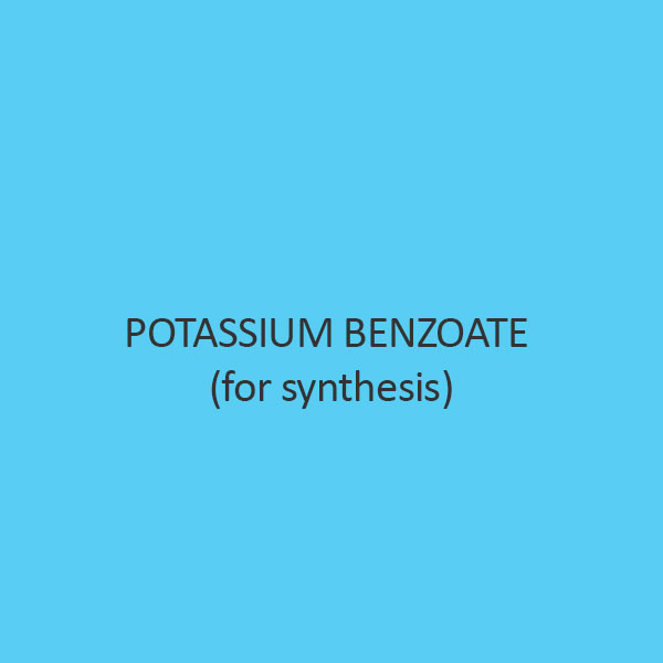 Potassium Benzoate (For Synthesis)