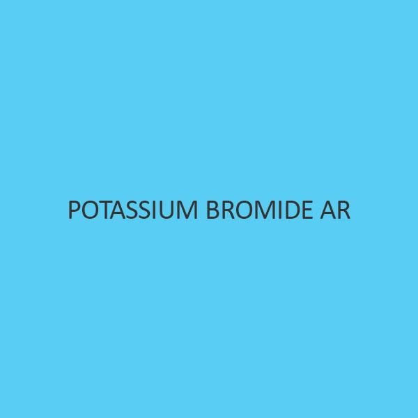 Potassium Bromide AR (KBr)