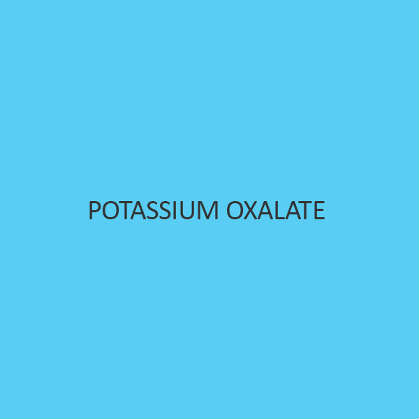 Potassium Oxalate (Monohydrate)