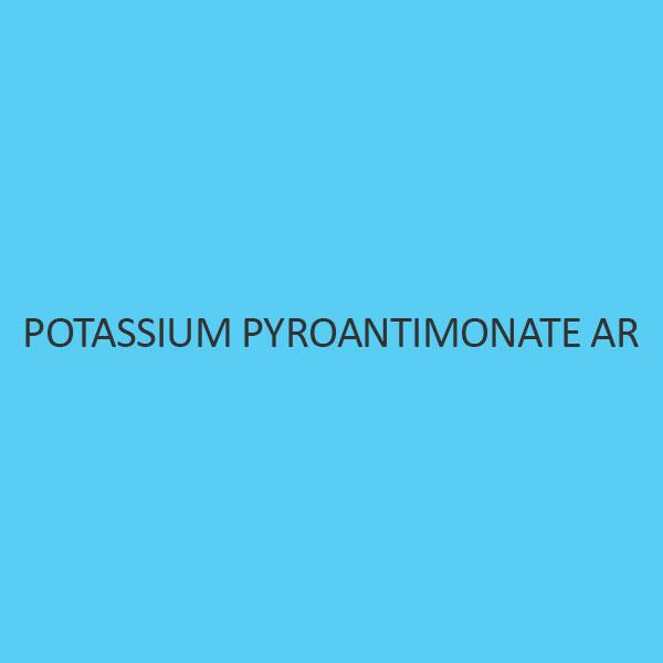 Potassium Pyroantimonate AR