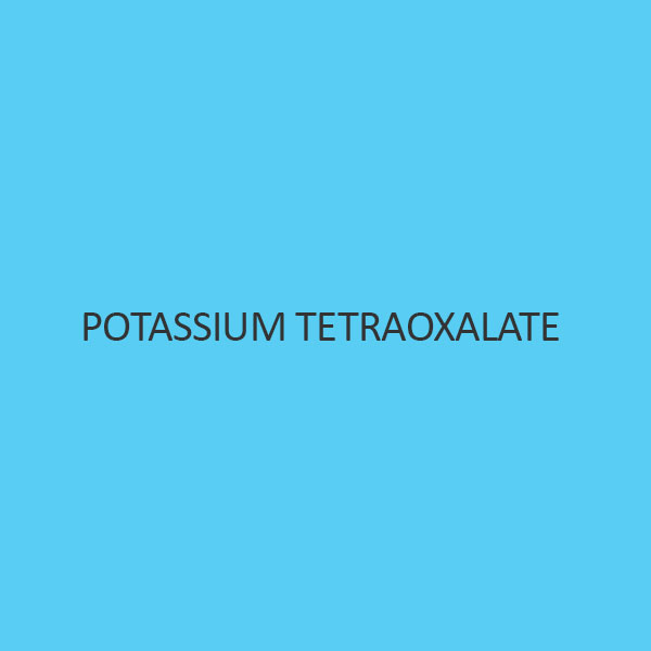 Potassium Tetraoxalate (Dihydrate)