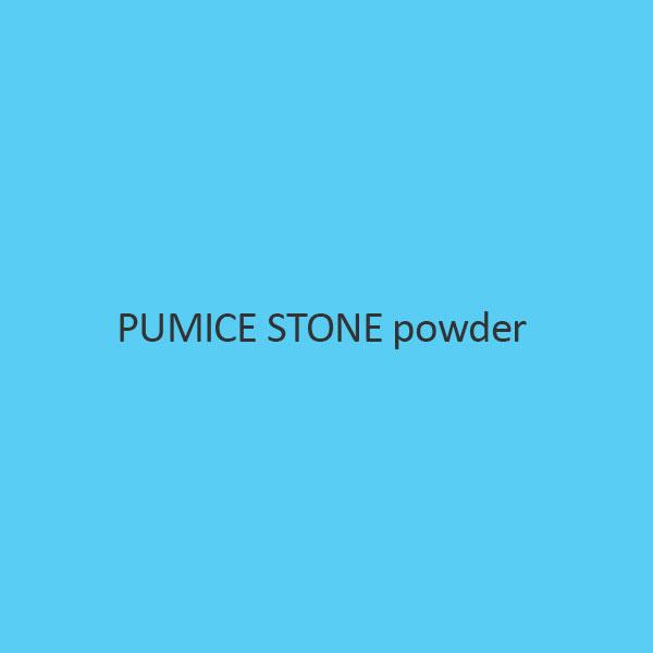 Pumice Stone Powder (Practical)
