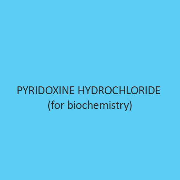 Pyridoxine Hydrochloride (For Biochemistry)