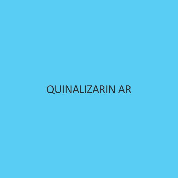 Quinalizarin AR (1 2 5 8 Tetrahydroxyanthraquinone)