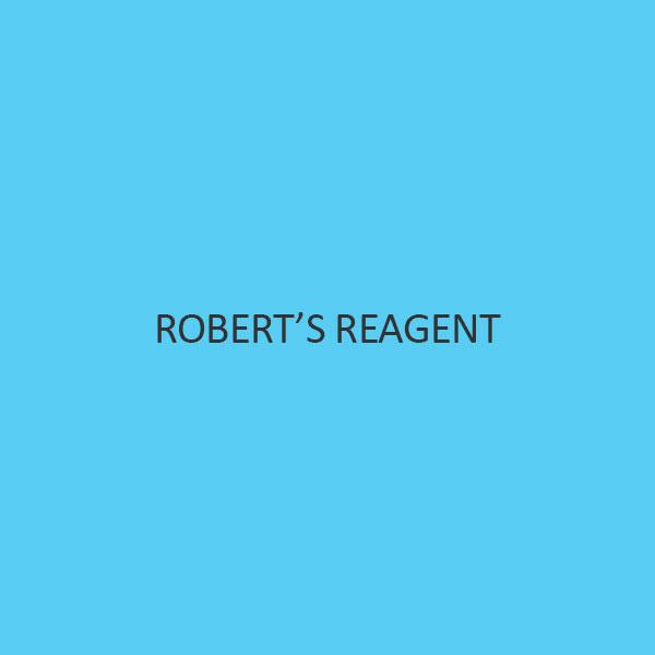 Robert S Reagent Solution