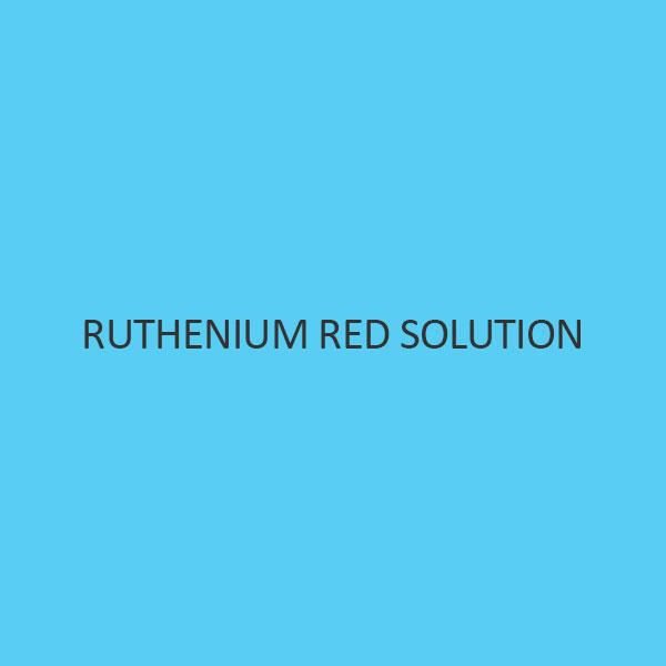 Ruthenium Red Solution