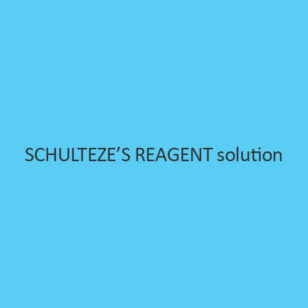SchultezeS Reagent Solution