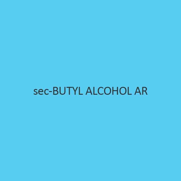 Sec Butyl Alcohol AR