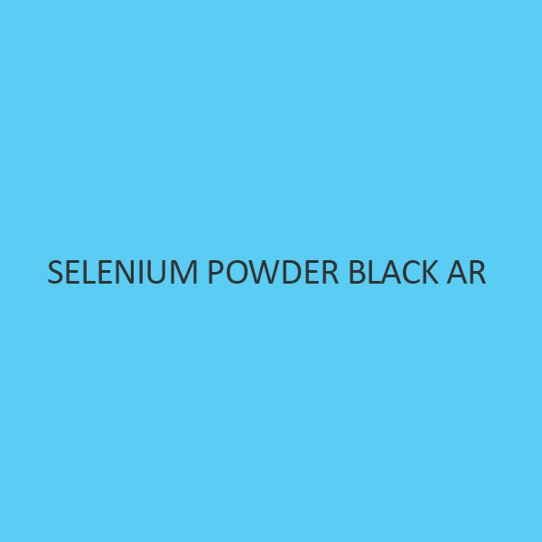Selenium Powder Black AR