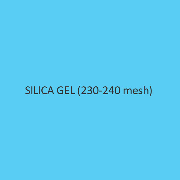 Silica Gel (230 to 240 Mesh)