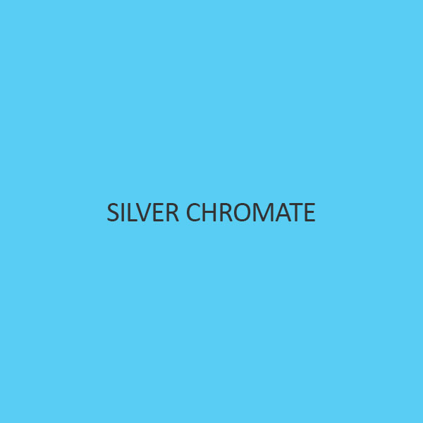 Silver Chromate Extra Pure