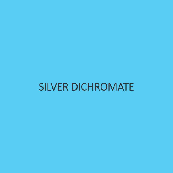 Silver Dichromate