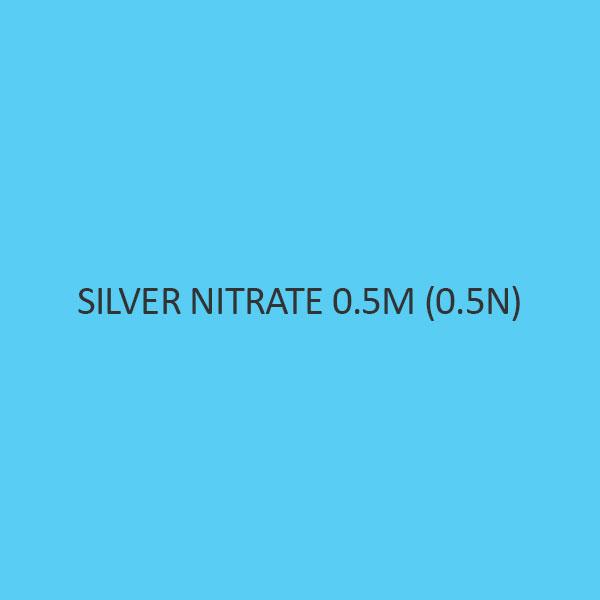 Silver Nitrate 0.5M (0.5N)