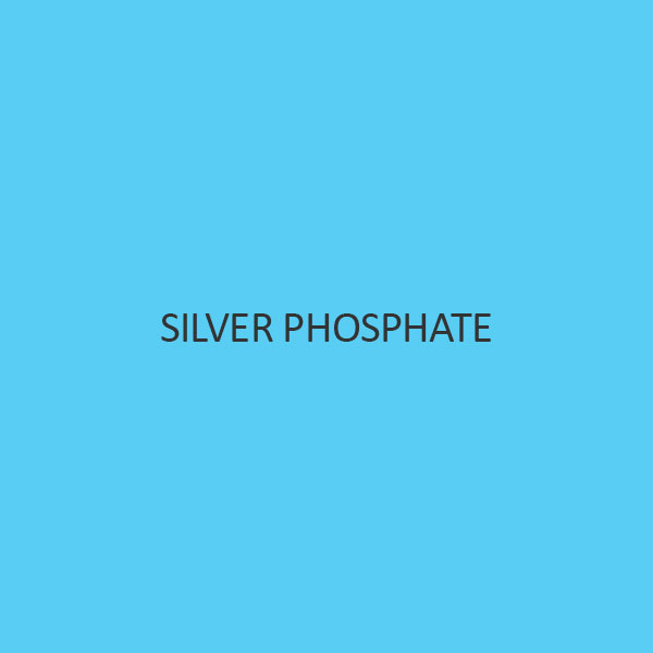 Silver Phosphate (Ortho) Extra Pure