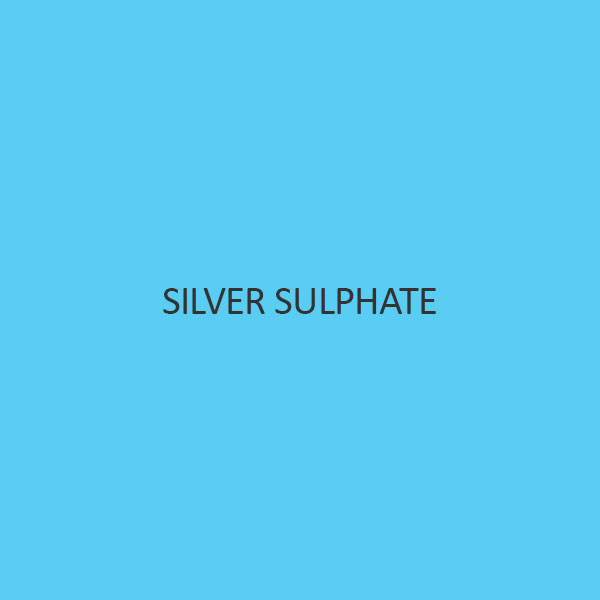 Silver Sulphate Extra Pure (Purified)