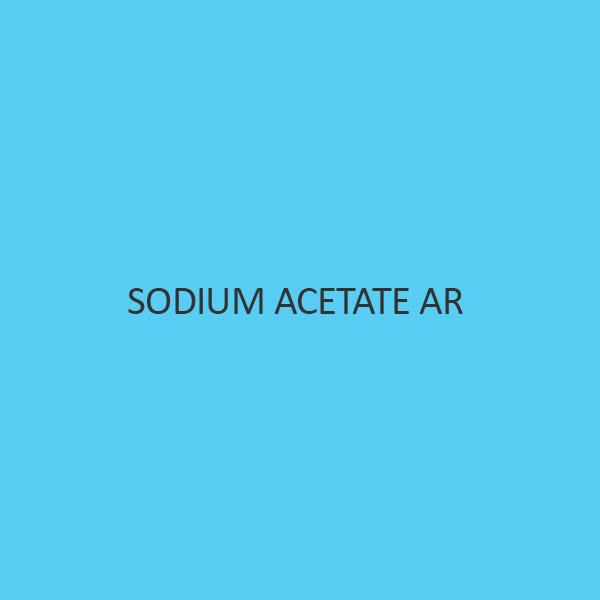 Sodium Acetate AR (Anhydrous)