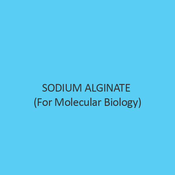 Sodium Alginate (For Molecular Biology)