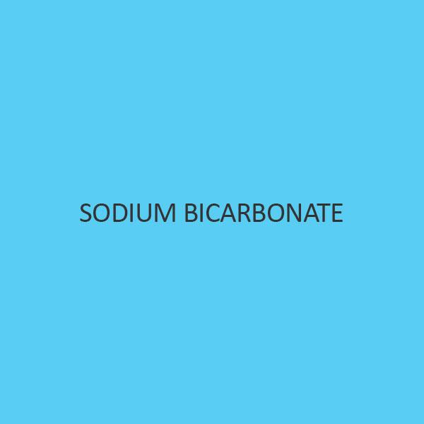 Sodium Bicarbonate (sodium hydrogen carbonate)