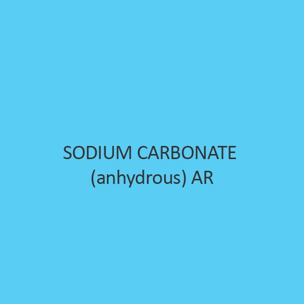 Sodium Carbonate (Anhydrous) AR (Granulars)