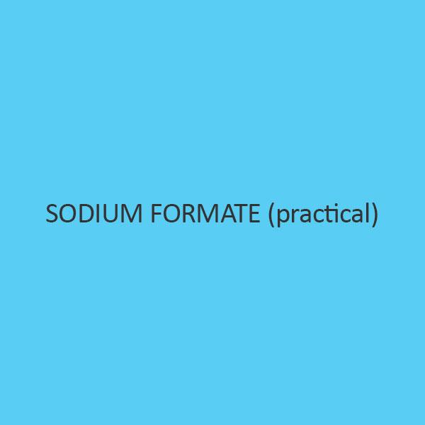 Sodium Formate (Practical)