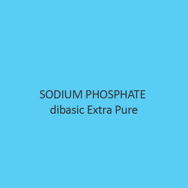 Sodium Phosphate dibasic Extra Pure