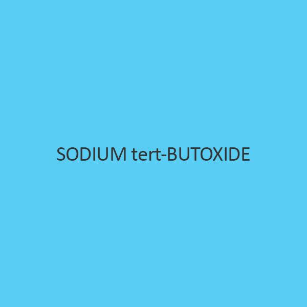 Sodium Tert Butoxide