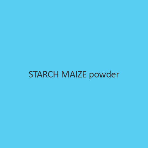 Starch Maize powder