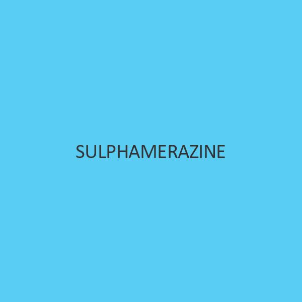 Sulphamerazine