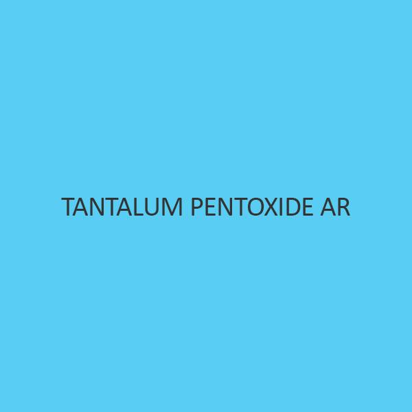 Tantalum Pentoxide AR
