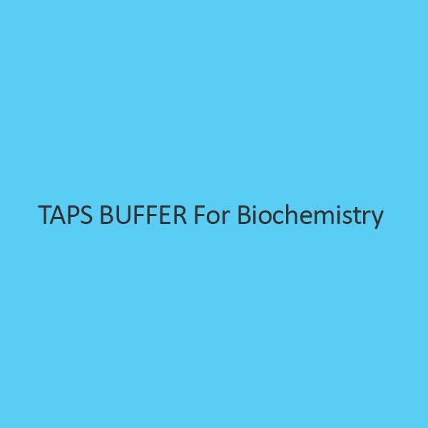 Taps Buffer For Biochemistry