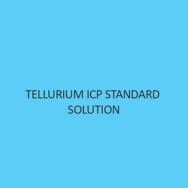 Tellurium ICP Standard Solution 1000 mg per L