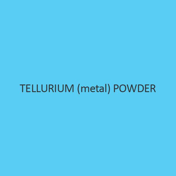Tellurium (metal) Powder