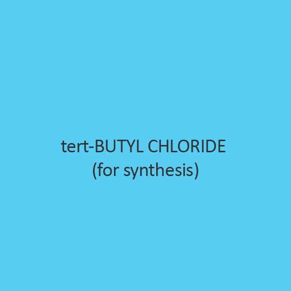 Tert Butyl Chloride