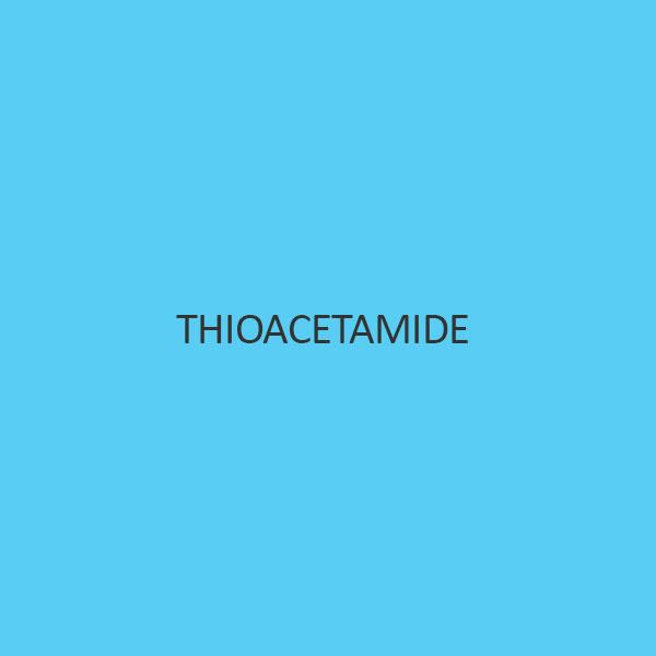 Thioacetamide