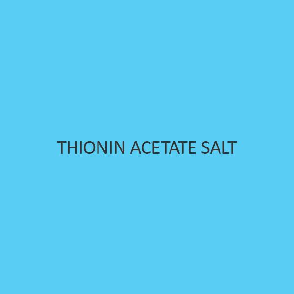 Thionin Acetate Salt