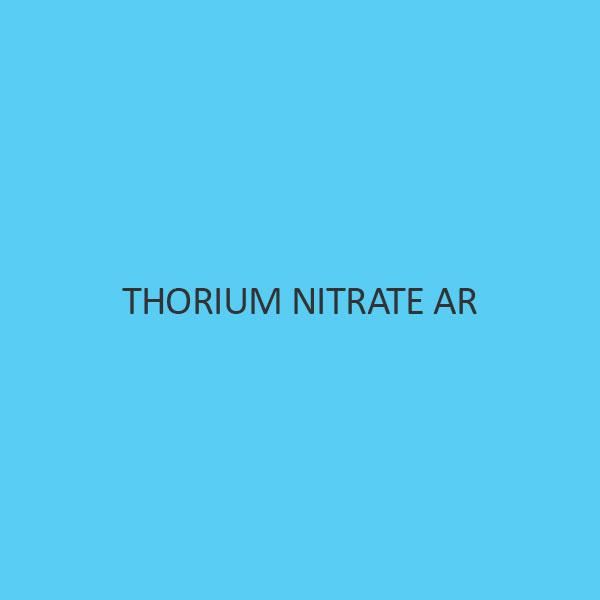 Thorium Nitrate AR