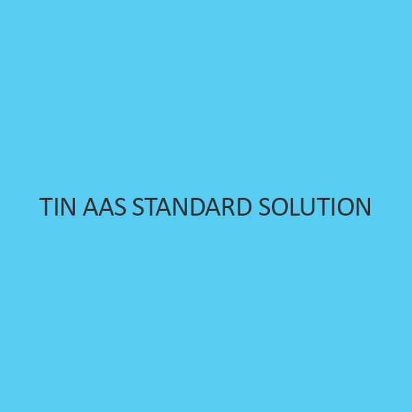 Tin AAS Standard Solution