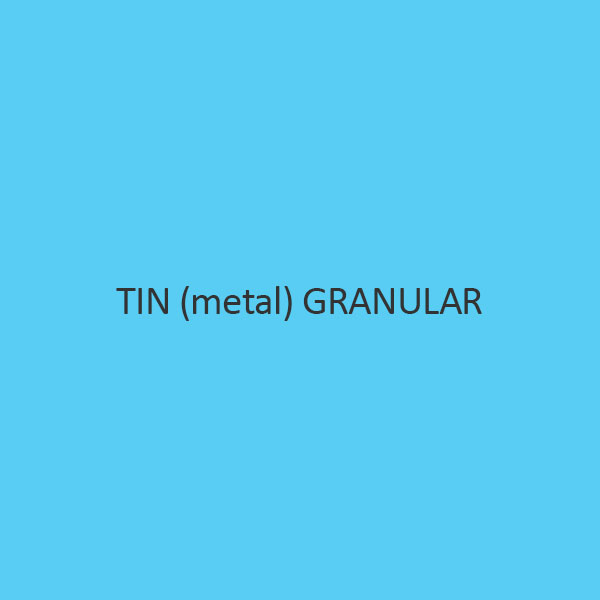 Tin (metal) Granular