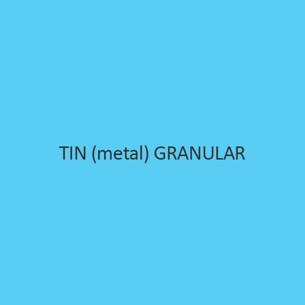 Tin (metal) Granular
