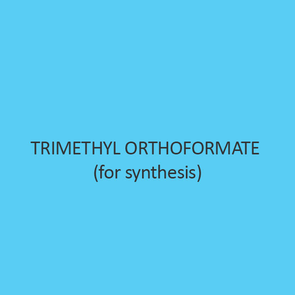 Trimethyl Orthoformate (for synthesis)
