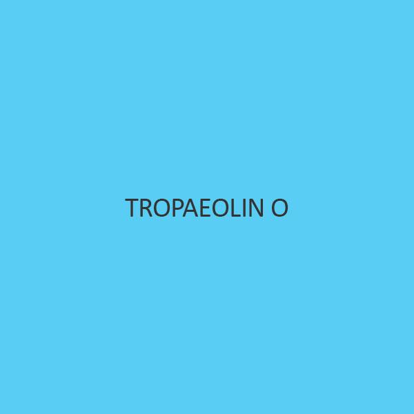 Tropaeolin O